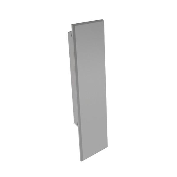 Reprofil, Endkappe P-EL-02-12 Set 2 Stk, Kunststoff, Länge: 75 mm
