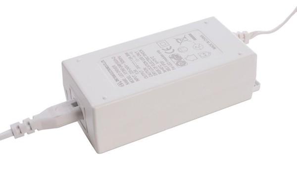 Deko-Light Netzgerät, Netzteil für Mia, Kunststoff, Weiß, 36W, 24V, 1500mA, 130x52mm