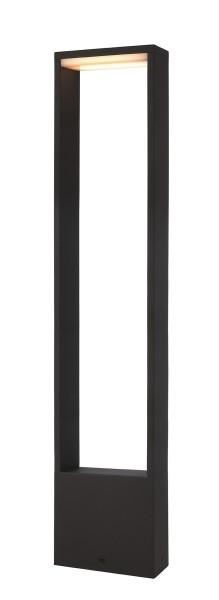 Deko-Light Stehleuchte, Cata VI, Aluminium Druckguss, anthrazit, Warmweiß, 120°, 3W, 230V, 151x61mm