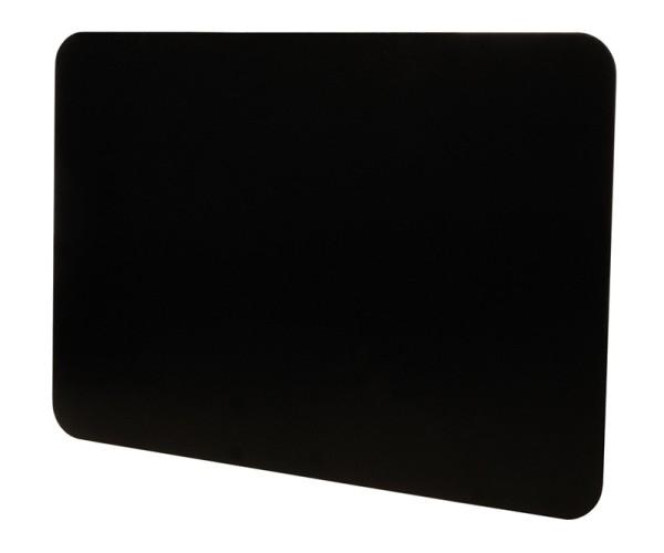 Deko-Light Zubehör, Seitenabdeckung Schwarz für Serie Nihal, Metall, Schwarz, 130x88mm