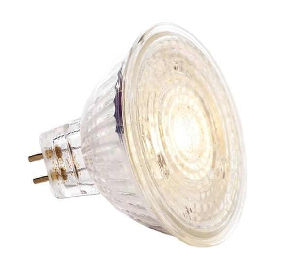 Osram Leuchtmittel, PARATHOM MR16 DIM 20 36° 3.0 W/830 GU5.3, Warmweiß, Abstrahlwinkel: 36°, EEI: A+