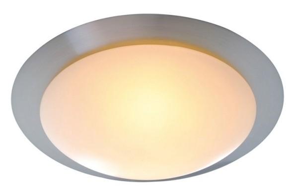 Kapego Deckenaufbauleuchte, Euro, exklusive Leuchtmittel, spannungskonstant, 220-240V AC/50-60Hz