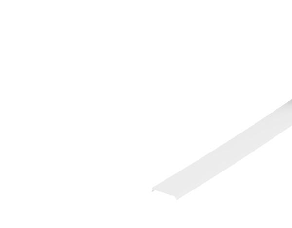 ABDECKUNG, für GLENOS Profi-Profil 2609, flach, 1 m