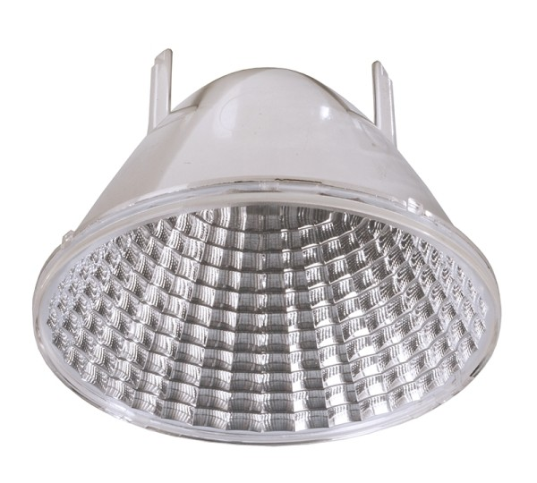 Deko-Light, Reflektor 33° für Serie Nihal, Kunststoff, Silber, IP20