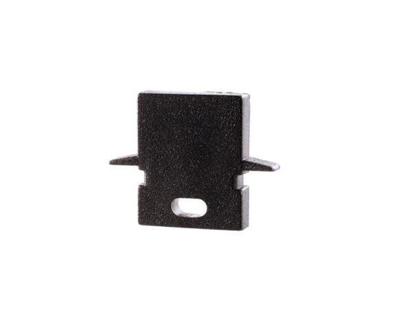 Reprofil Profil Zubehör, Endkappe H-ET-01-05 Set 2 Stk, Kunststoff, Schwarz