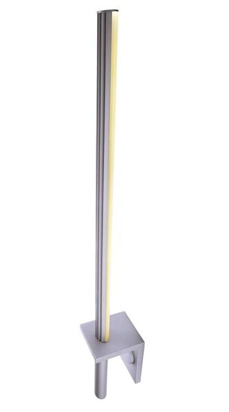 KapegoLED Wandaufbauleuchte, Espada, inklusive Leuchtmittel, Warmweiß, spannungskonstant, 9,00 W