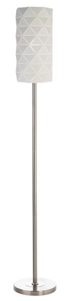 Deko-Light Stehleuchte, Asterope linear, Metall, weiß matt, 40W, 230V