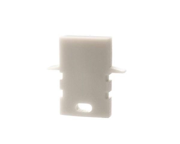 Reprofil Profil Zubehör, Endkappe H-ET-02-05 Set 2 Stk, Kunststoff, Weiß