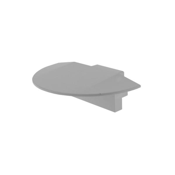 Reprofil, Endkappe P-ET-01-08 Set 2 Stk, Kunststoff, Länge: 23 mm