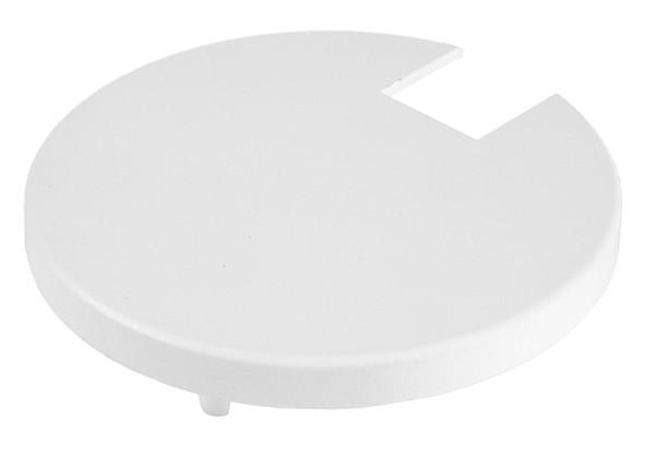 Deko-Light, Abdeckung Kühlkörper Weiß für Serie Uni II, Kunststoff, Weiß, IP20