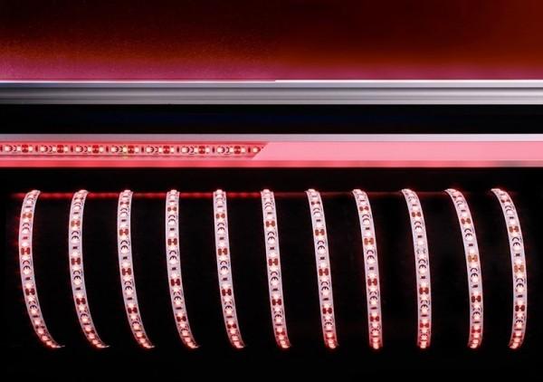 Deko-Light Flexibler LED Stripe, 3528-120-12V-rot-5m, Kupfer, Weiß, Rot, 120°, 35W, 12V, 5000mm