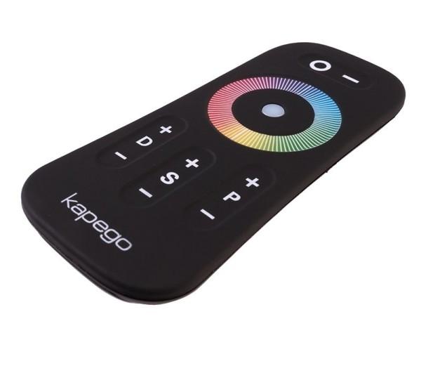 Deko-Light Controller, Touch Fernbedienung RF Color, Kunststoff, Schwarz, 110x52mm