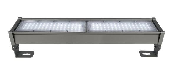Deko-Light Boden- / Wand- / Deckenleuchte, Highbay Normae, Aluminium Druckguss, dunkelgrau, 90°, 90W