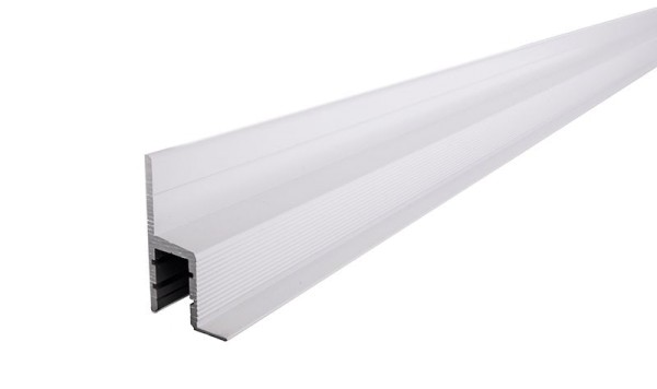Reprofil Profil, Trockenbau-Profil, Deckenvoute EL-03-10, Aluminium, Weiß-matt, 2500mm