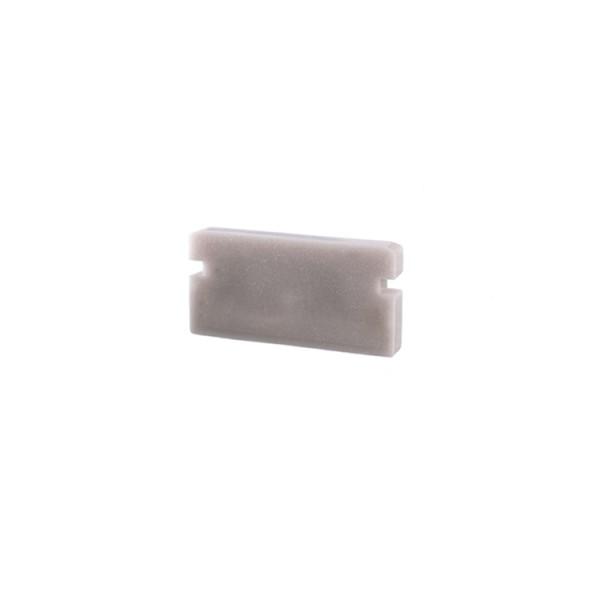 Reprofil, Endkappe P-AU-01-08 Set 2 Stk, Kunststoff, Länge: 14 mm