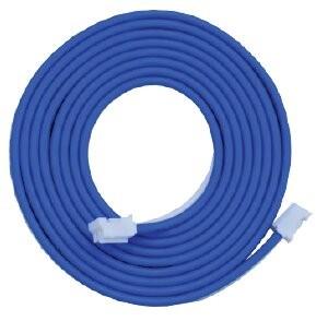 Meanwell Zubehör, LCM-300-SYNC25 Kabel für Dali LED Netzgeräte, Kunststoff, Blau, 300mm