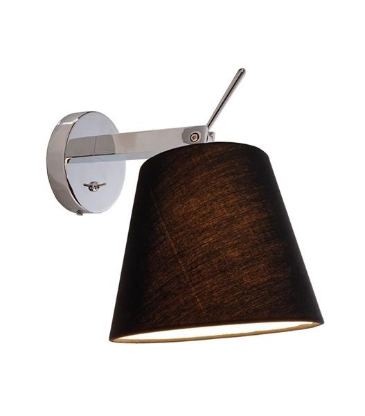 Kapego Wandaufbauleuchte, Pixi, exklusive Leuchtmittel, spannungskonstant, 220-240V AC/50-60Hz, E27