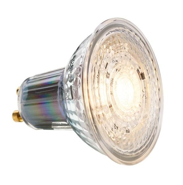 Osram Leuchtmittel, PARATHOM PAR 16 50 36° 4.3 W/827, Warmweiß, 36°, 4W, 230V, 20mA, 55mm