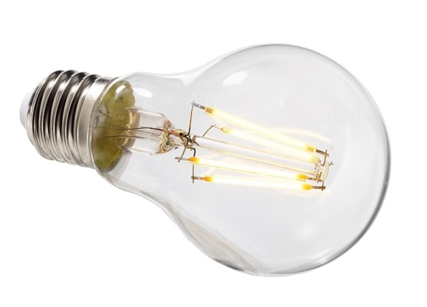 Phillips Leuchtmittel, Classic LEDLuster D2.7-25W P45 E27 827 CL, Glas, Warmweiß, 2W, 230V, 80mm