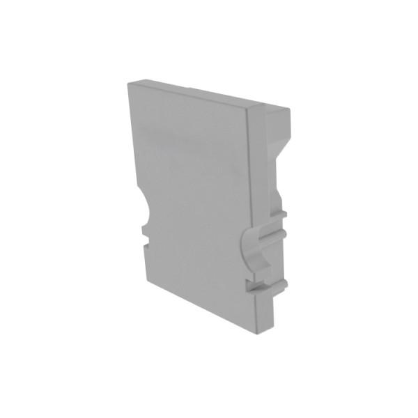 Reprofil, Endkappe H-AU-02-10 Set 2 Stk, Kunststoff, Länge: 16 mm