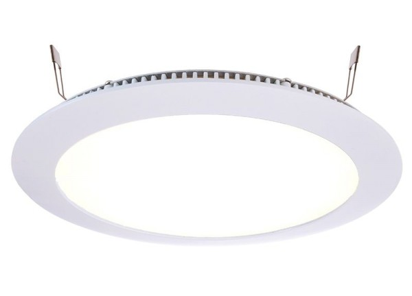 Deko-Light Deckeneinbauleuchte, LED Panel 16, Aluminium Druckguss, weiß, Neutralweiß, 115°, 13W
