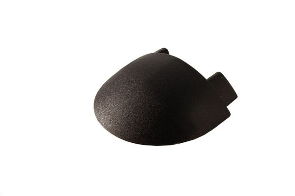 Reprofil Profil Zubehör, Endkappe F-AM-01-10 Set 2 Stk, Kunststoff, Schwarz