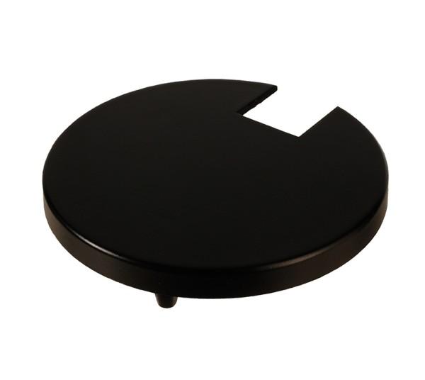 Deko-Light Zubehör, Abdeckung Kühlkörper Schwarz für Serie Uni II Mini, Kunststoff, Schwarz