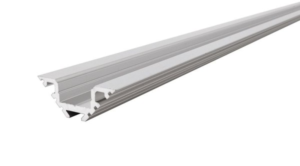 Reprofil Profil, Eck-Profil AV-01-10, Aluminium, Silber-matt eloxiert, 1000mm