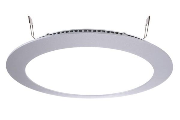 Deko-Light Deckeneinbauleuchte, LED Panel 16, Aluminium Druckguss, silberfarben, Neutralweiß, 115°