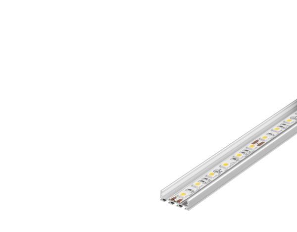 GLENOS, Profi-Profil 2609, aluminium eloxiert, 1 m