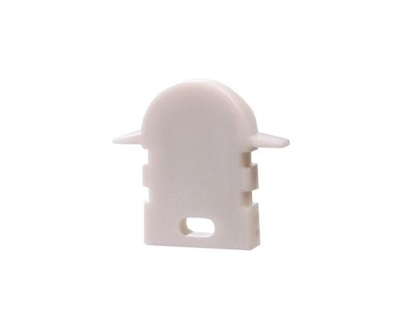 Reprofil Profil Zubehör, Endkappe R-ET-02-05 Set 2 Stk, Kunststoff, Weiß