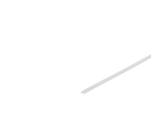 ABDECKUNG, für GLENOS Treppenstufen-Profil DOWN, 1 m