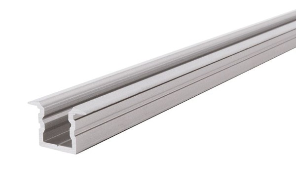Reprofil Profil, T-Profil hoch ET-02-05, Aluminium, Silber-matt eloxiert, 2000mm