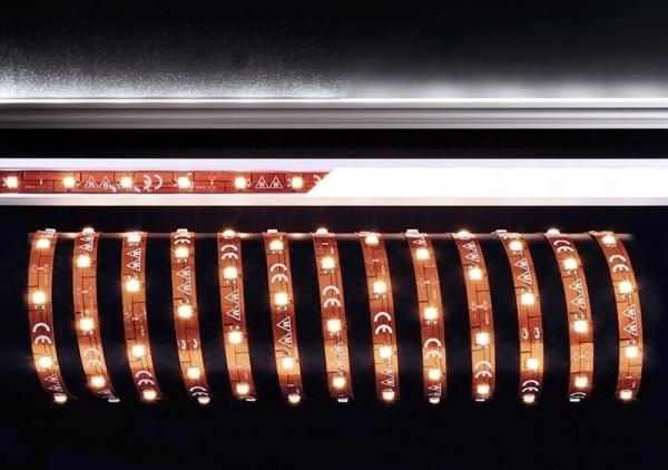Deko-Light Flexibler LED Stripe, 5050-30-24V-6500K-5m, Kupfer, Kupfer, Kaltweiß, 120°, 36W, 24V