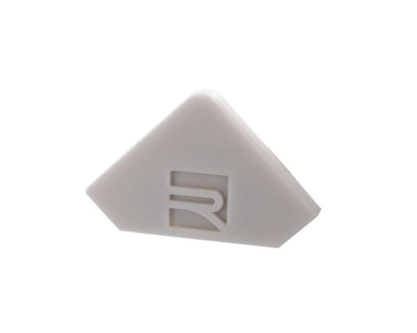 Reprofil Profil Zubehör, Endkappe P-AV-02-10 Set 2 Stk, Kunststoff, Grau