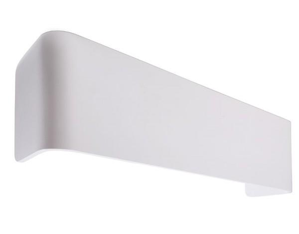 Deko-Light Zubehör, Abdeckung Crateris II+III Aluminium Weiß klein, Aluminium, Weiß lackiert