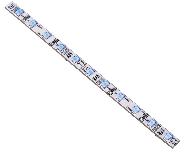 LED-STRIPS 24V, 24 LED, blau, 30,5cm