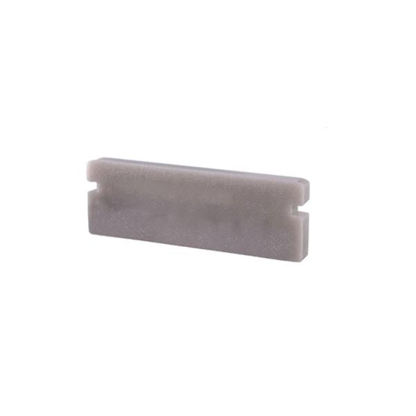 Reprofil, Endkappe P-AU-01-15 Set 2 Stk, Kunststoff, Länge: 21 mm