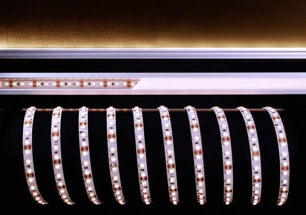 Deko-Light Flexibler LED Stripe, 3528-120-12V-2700K-5m-Nano, Kupfer, Weiß, Warmweiß, 120°, 30W, 12V