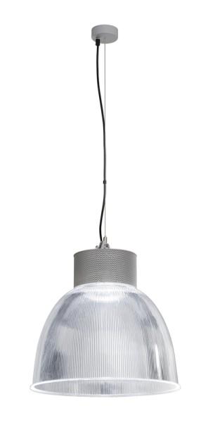 PARA MULTI, Pendelleuchte, LED, 4000K, silbergrau, inkl. Philips DLMi Modul 27W