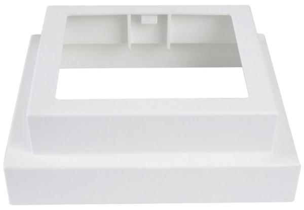 ABN Zubehör, Gehäuse Pyra 105VA, Kunststoff, Weiß