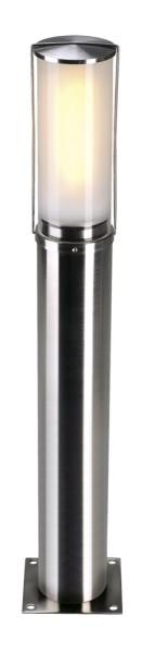BIG NAILS 50, Outdoor Standleuchte, TC-(D,H,T,Q)SE, IP44, edelstahl 304, Ø/H 6,5/51 cm, max. 15W