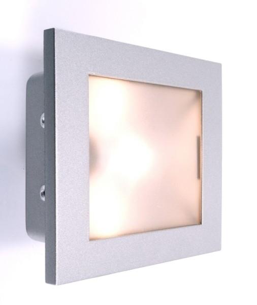 Wandeinbauleuchte, Window II, symmetrisch, 220-240V AC/50-60Hz, 25,00 W
