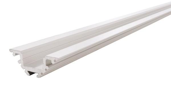 Reprofil Profil, Eck-Profil AV-01-10, Aluminium, Weiß-matt, 1000mm