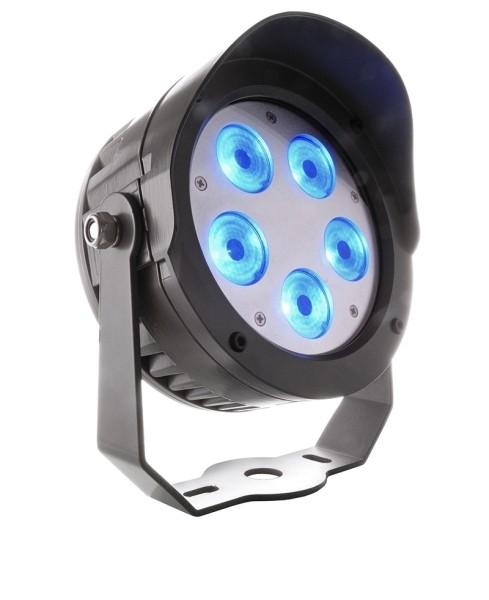 Deko-Light Boden- / Wand- / Deckenleuchte, Power Spot I RGBWW, Aluminium Druckguss, anthrazit, 30°