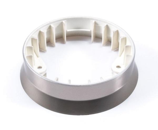 Hera, Möbelaufbauring ARF 68, Kunststoff, Silber, Edelstahl