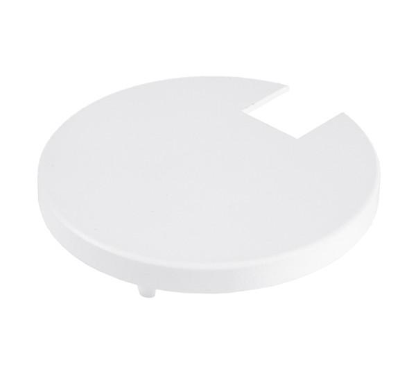 Deko-Light, Abdeckung Kühlkörper Weiß für Serie Uni II Mini, Kunststoff, Weiß, IP20
