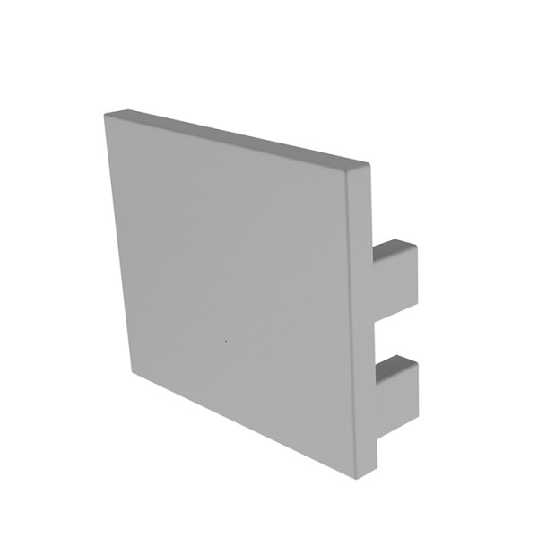 Reprofil, Endkappe I-AU-05-15 Set 2 Stk, Kunststoff, Länge: 24 mm