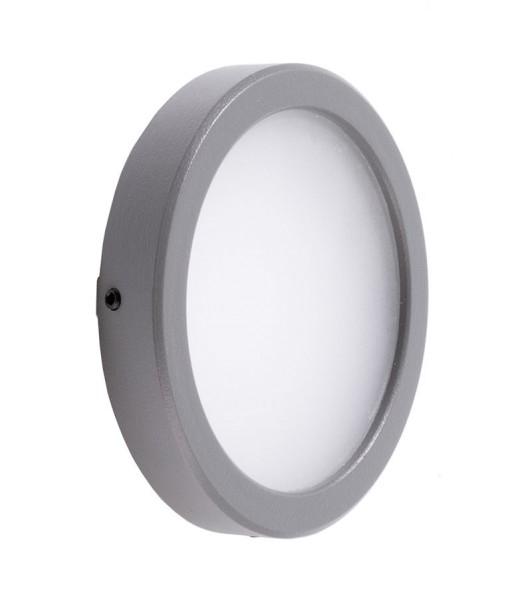 Deko-Light Zubehör, Tauri 19 Abdeckung mit satiniertem Glas, Aluminium Druckguss, Anthrazit