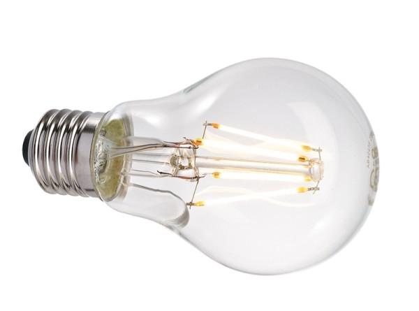 Osram Leuchtmittel, PARATHOM Retrofit Classic A DIM, Warmweiß, Abstrahlwinkel: 320°, E27, 5,00 W